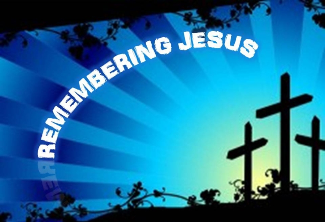 Remembering-Jesus