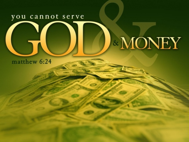 bigpreview_You can't serve God and Money