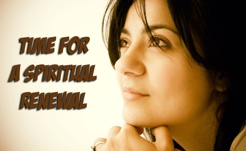 "4/28/14 – ""TIME FOR A SPIRITUAL RENEWAL"" 