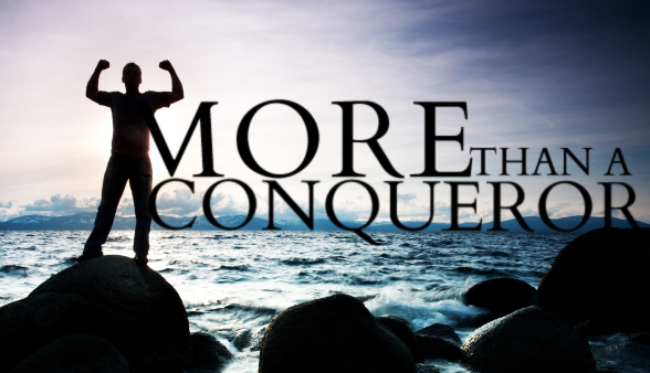 Image result for more than conquerors