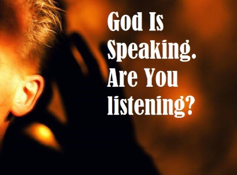 Image result for image are you listening to God ?